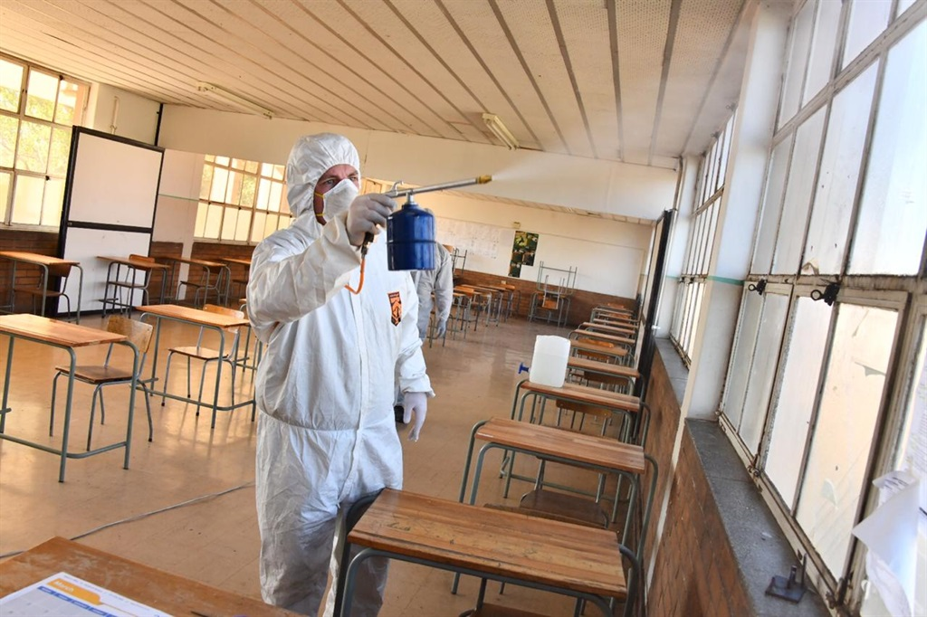Two Gauteng schools have closed after pupils and teachers test positive for Covid-19.