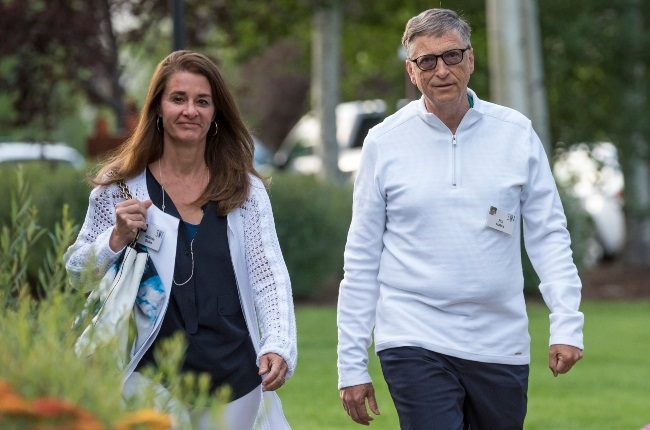 News of Bill and Melinda Gates' divorce sent shockwaves around the world. (Photo: GALLO IMAGES/ GETTY IMAGES)