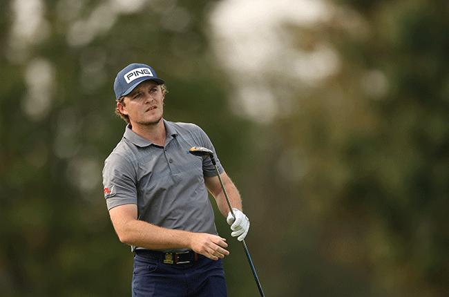 English golfer Eddie Pepperell (AFP)