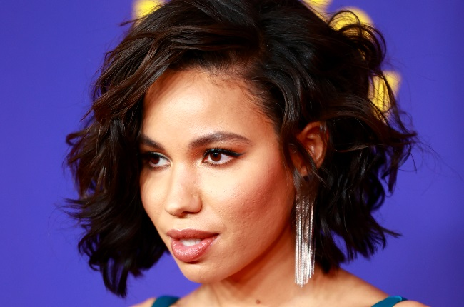 Jurnee Smollett attends the 2021 MTV Movie & TV Awards at the Hollywood Palladium on May 16, 2021 in Los Angeles, California. (Photo by Kevin Mazur/2021 MTV Movie and TV Awards/Getty Images for MTV/ViacomCBS)