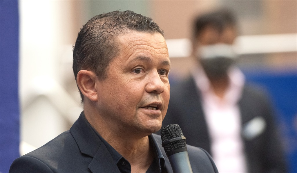 Dr Keith Cloete, head of the Western Cape Health Department (Photo by Gallo Images/Brenton Geach)