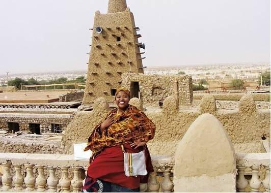 Lerato 'Madam Afrika' Mogoatlhe. Image: supplied