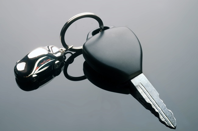 Generic car key with no remote