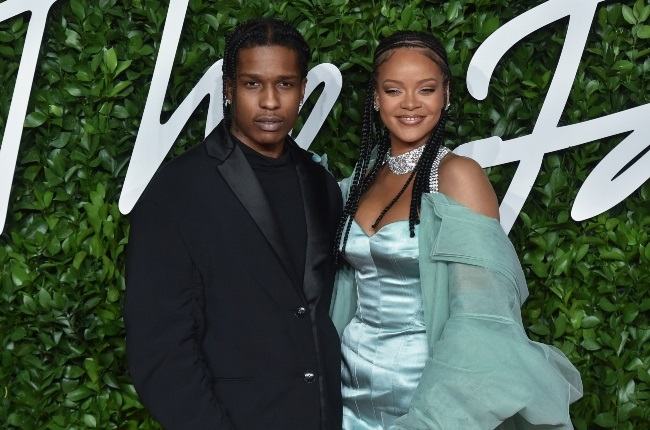 A$AP Rocky and Rihanna have made their first public appearance as a couple.