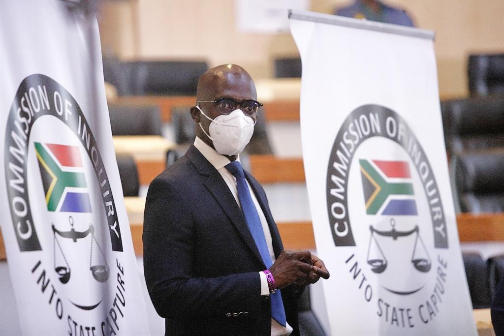 Former Minister Malusi Gigaba