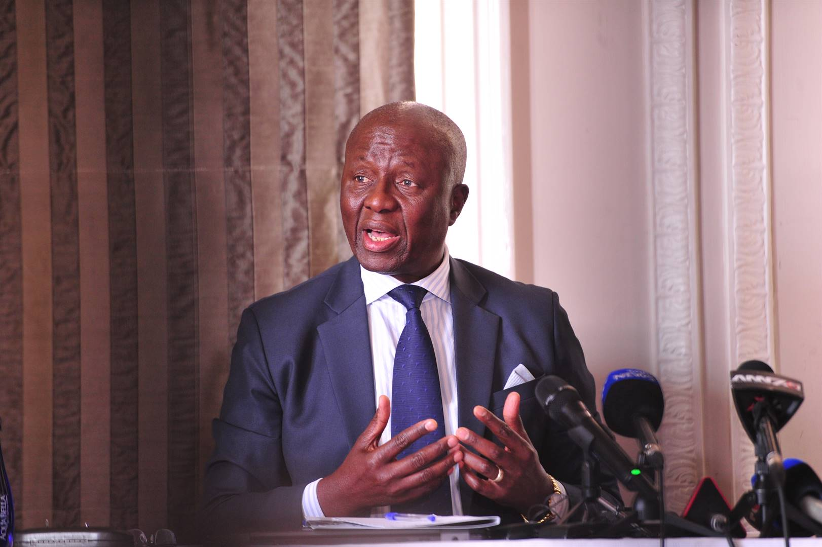 Moseneke is set to appoint members to a panel that will form part of a review committee. Photo: Gallo Images / Daily Sun / Christopher Moagi