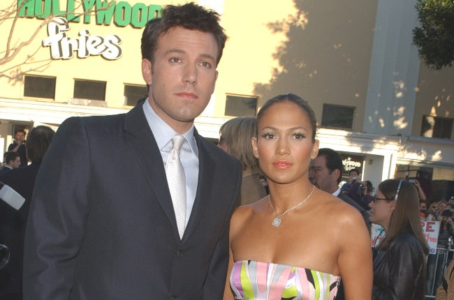 Ben and Jen whose romance started nearly two decad