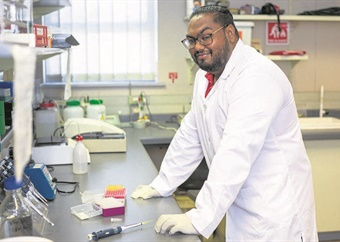 Hard work pays off for UKZN graduate with a rare medical condition