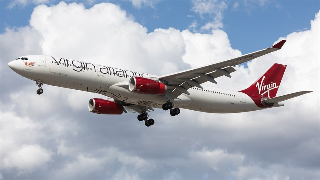 Flights from South Africa to the UK