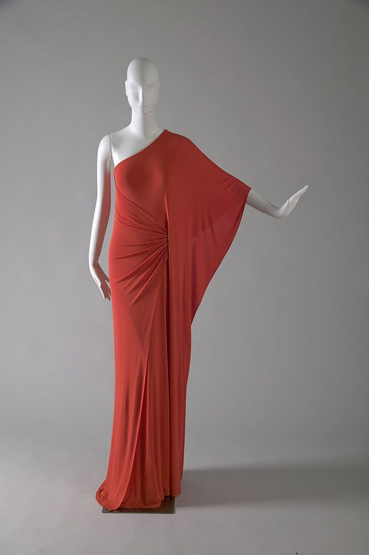 rise and fall of halston