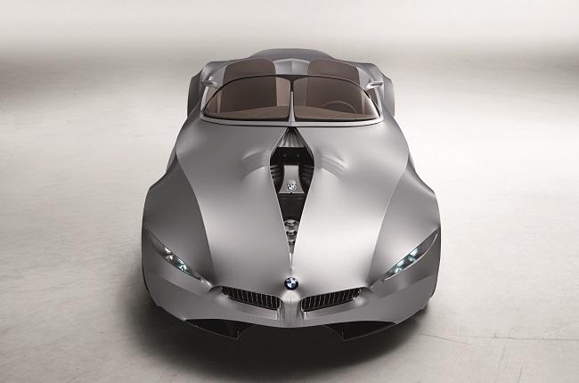 BMW GINA Light Visionary concept