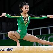 Naveen Daries makes SA gymnastics history by qualifying for Tokyo Olympics
