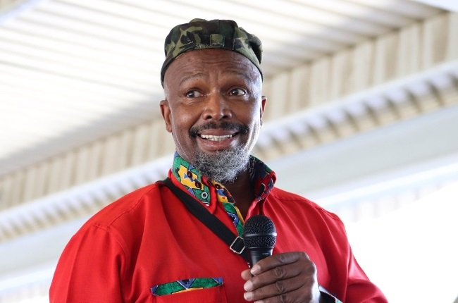 Sello Maake kaNcube believes it is his responsibility as a performer to address societal issues.