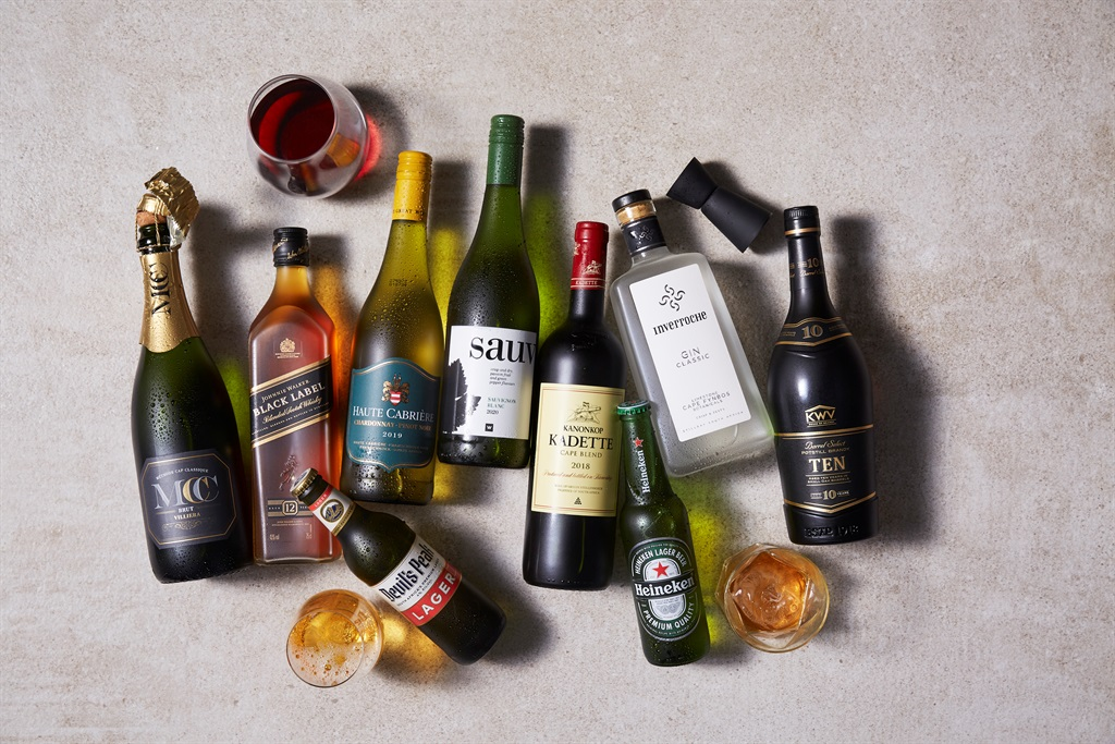 Some of the brands that WCellar will carry.