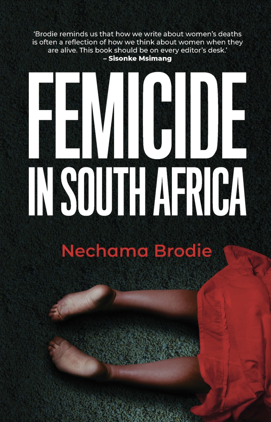 'Femicide in South Africa' cover