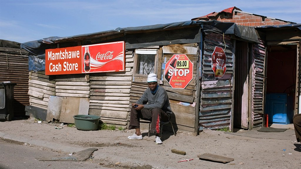 South Africa township business funding