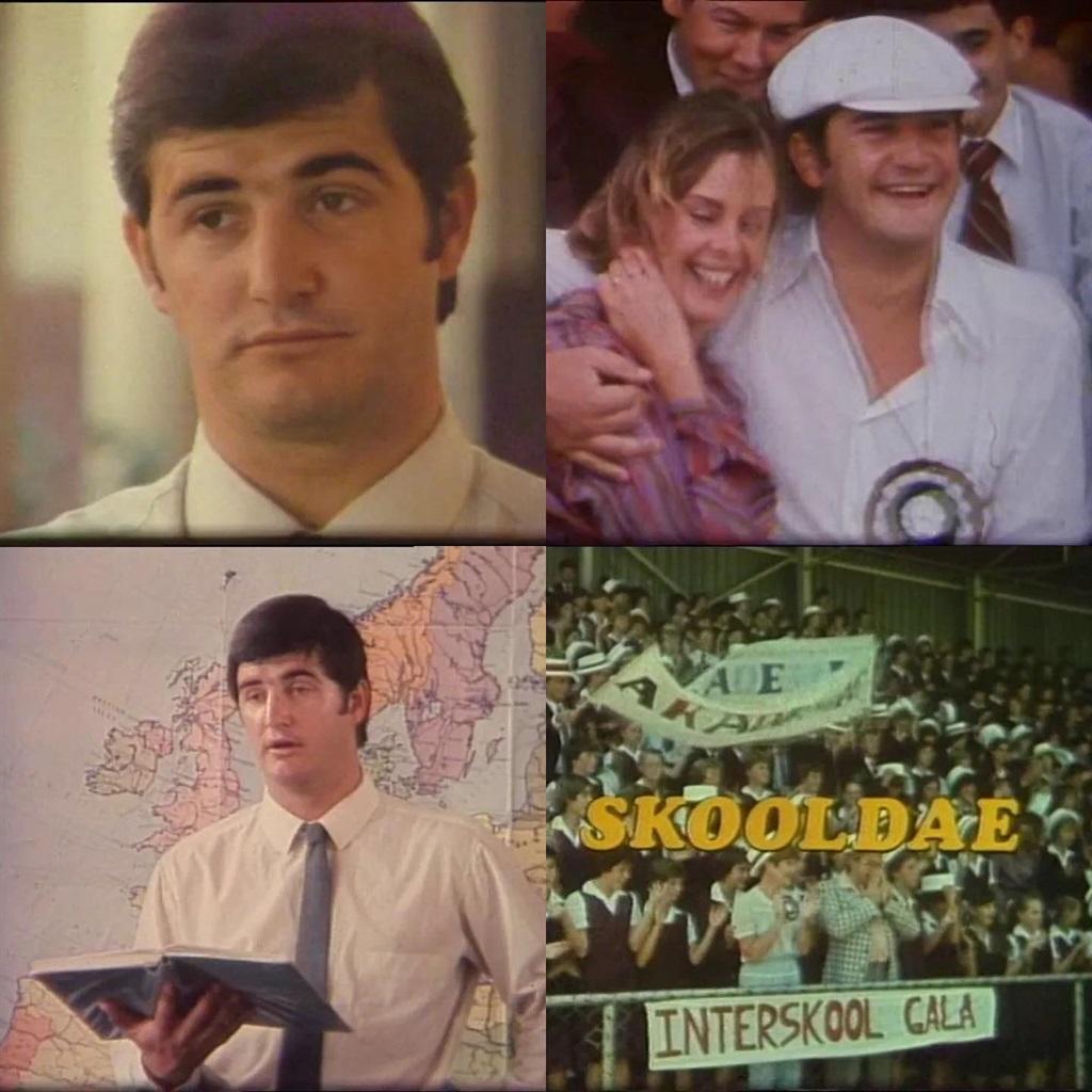 In die vroeë 1980's was Skooldae een van die gewil