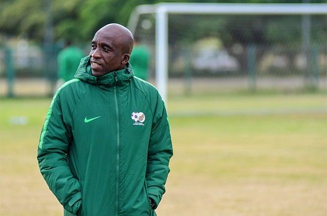 SA U-23 head coach David Notoane. (Photo by Darren Stewart/Gallo Images)