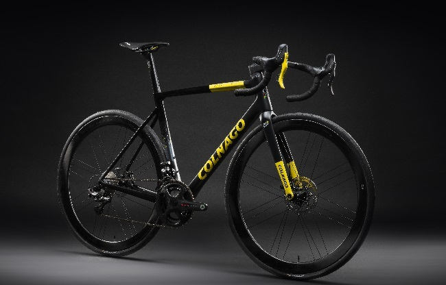 If you live for the Grand Tour, this is the bike to have (Photo: Colnago)