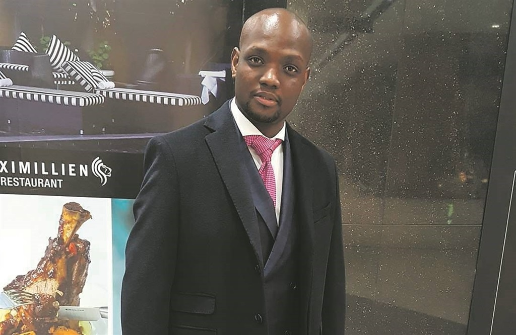 Ndlala opened the case against the official he accused of demanding R100 000. Photo: Archive