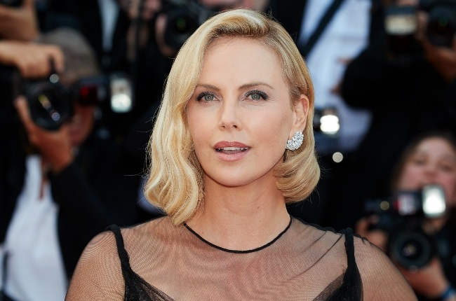 Charlize about herself