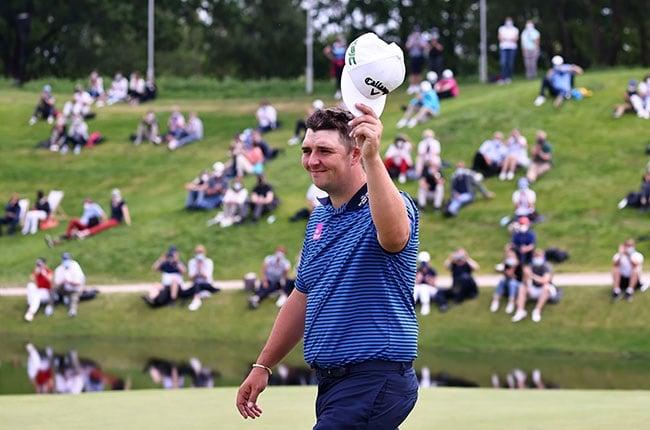 English golfer Marcus Armitage (Getty Images)