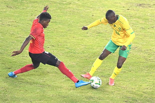 <p><strong>Half-time | Bafana Bafana 0-1 Uganda</strong></p><p>The Uganda Cranes hold the lead as the two sides head into the half-time break!</p>