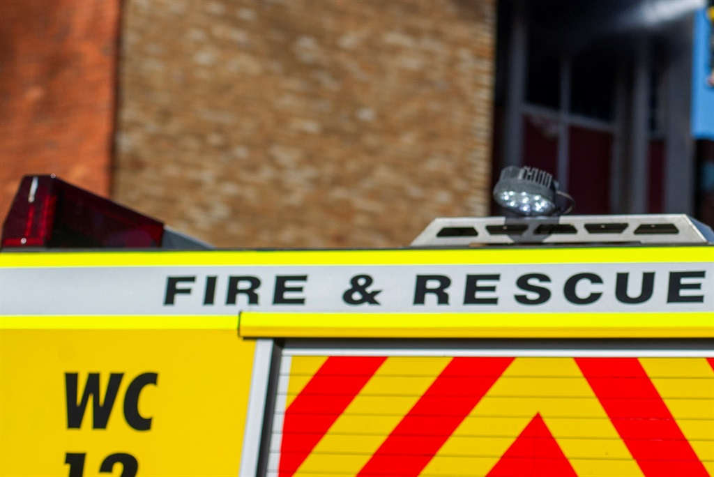 Five family members died in a fire on Saturday morning.