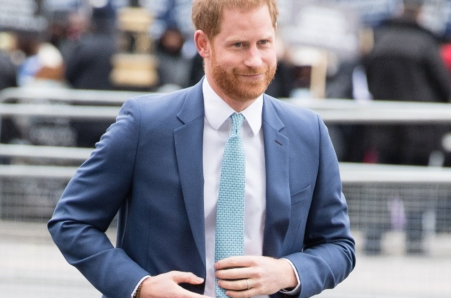 Prince Harry's natural red hair is proving irksome for The Crown bosses. (PHOTO: Gallo Images/Getty Images)