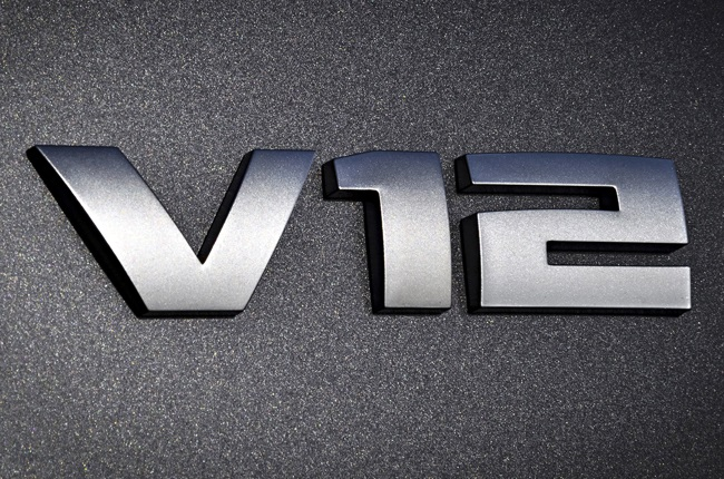 V12 engines will soon become a thing of the past with stricter emissions regulations.