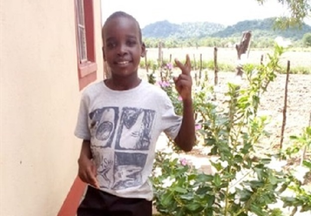 Nine-year-old boy mauled in the face