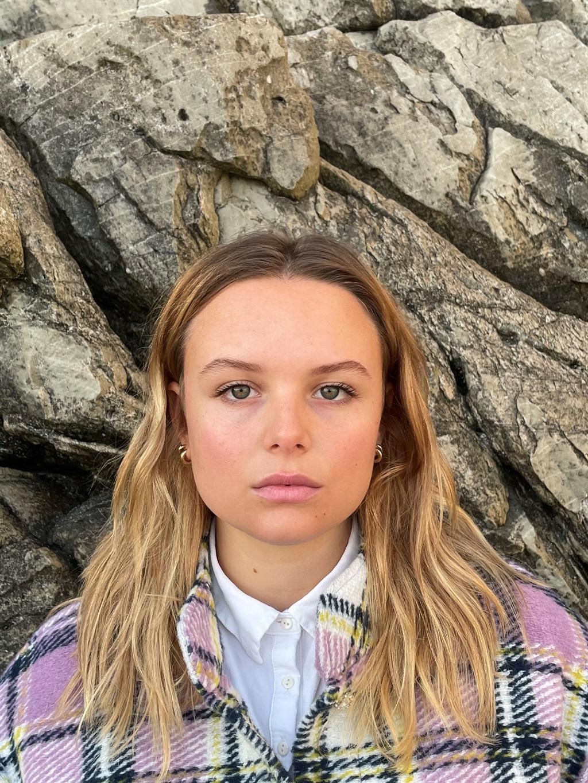 Zara van der Westhuizen, 18, Hermanus, Hoër Meisie