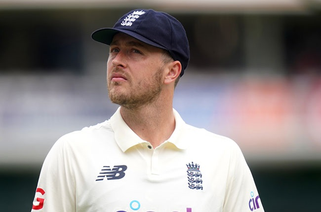 English cricketer Ollie Robinson (PA/Supplied)