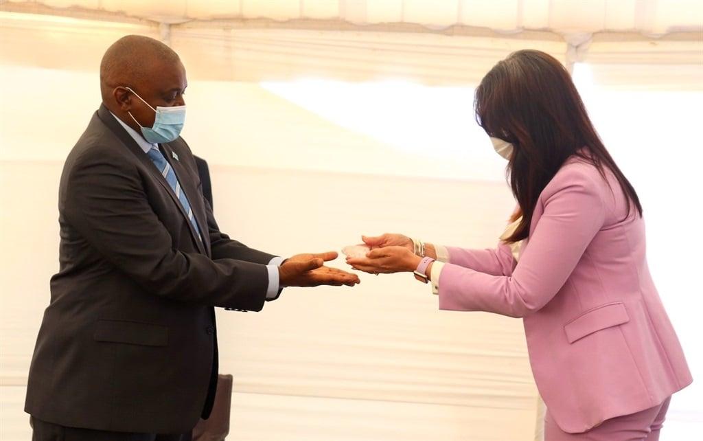 Botswana's giant diamond