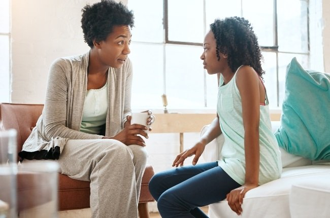 Talking to your child about sex can be daunting, so here are some tips from experts on how to approach it.