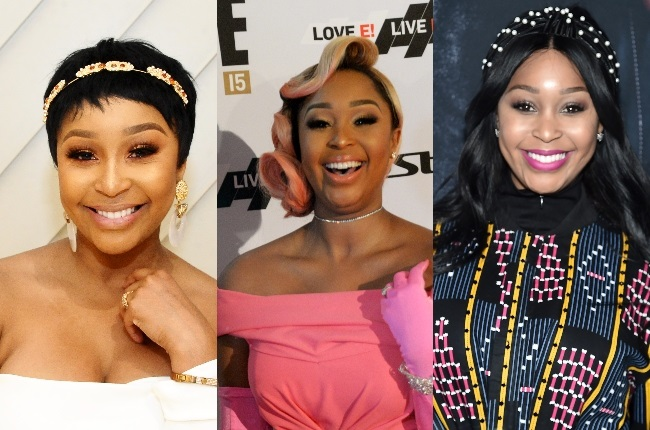 We take a look at some of Minnie Dlamini-Jones best hairstyles over the years.