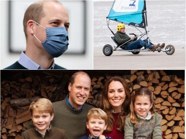 Prins William vier vandag sy 39ste verjaarsdag. Fo