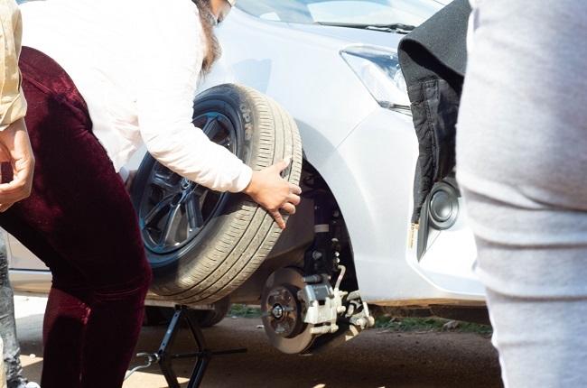 Gals Garage Tyre Safety Workshop