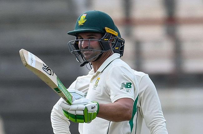 South African batsman Dean Elgar (West Indies Cricket/Supplied)