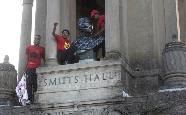 CAPE TOWN, SOUTH AFRICA - JUNE 21: Students at Uni