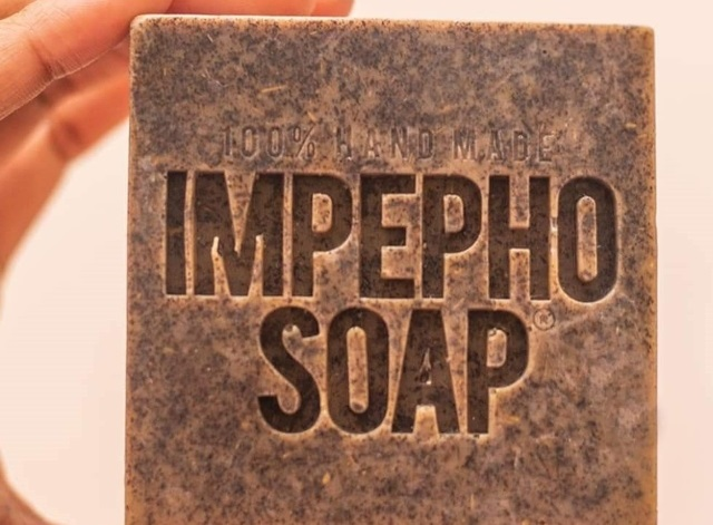 Romeo Malepe and Faith Felem want to demystify impepho by selling soap and candles made with the African herb.