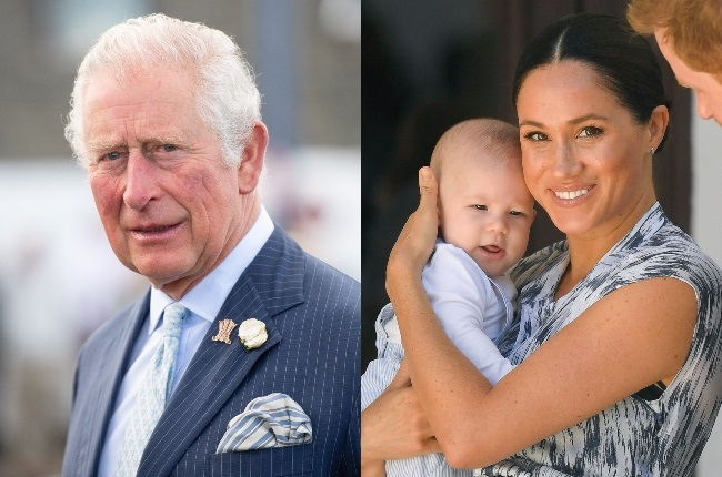 Prince Charles has said under his reign, Prince Harry and Meghan Markle's son Archie will not get a prince title. (PHOTO: Gallo Images/Getty Images)