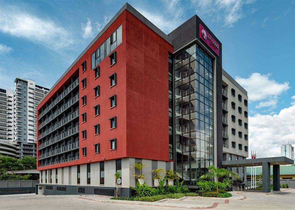 The City Lodge Hotel Dar es Salaam in Tanzania.