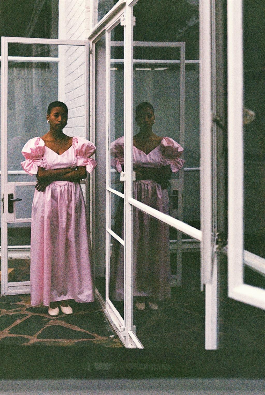 From the series 'Ausi Bazala'. (Lebogang Tlhako)