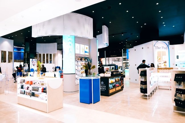 The ARC store opened officially on 23 June 2021 at Sandton City, Johannesburg. (Image supplied by Styling Concepts)
