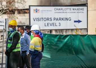 Service provider appointed to get Charlotte Maxeke hospital up and running