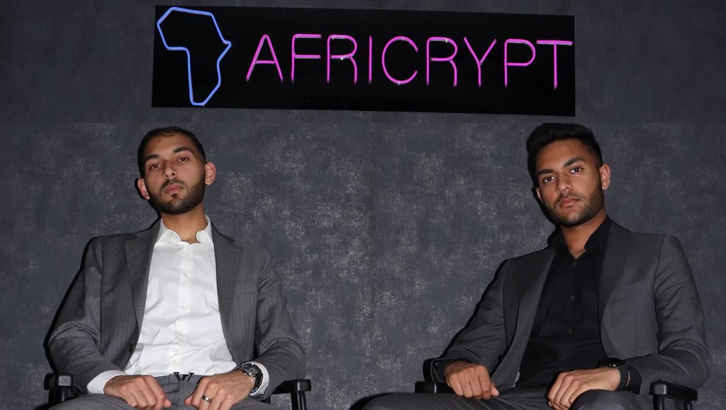 The Cajee brothers of Africrypt fame.
