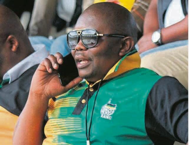 """Arthur Zwane is demanding compensation for """"unlawful"""" arrest."""