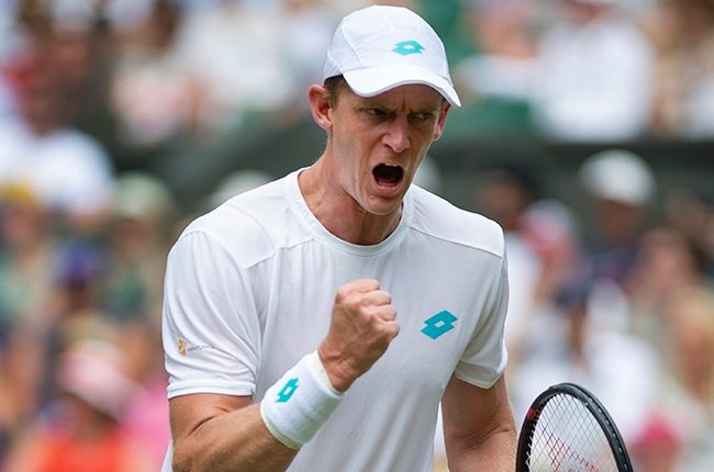 Kevin Anderson. (Photo by Visionhaus/Getty Images)
