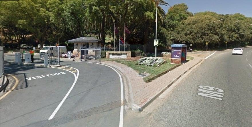 Google street view of Hollard's Parktown Campus Photo: Google